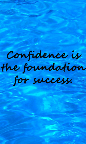 Confidence & Success Quote