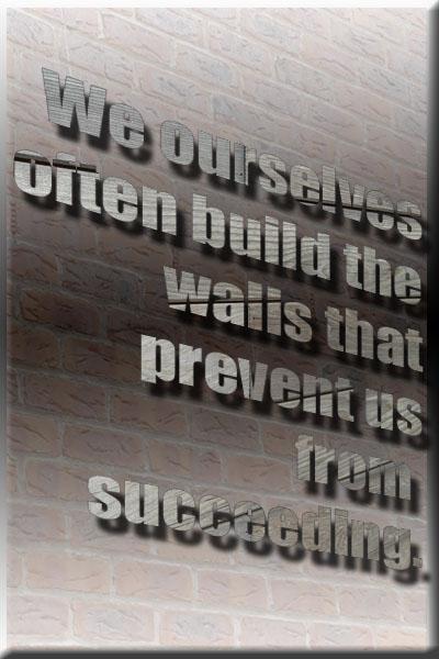 Overcoming Self Doubt