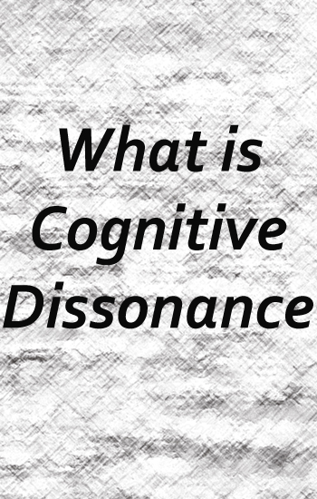 how to help someone with cognitive dissonance