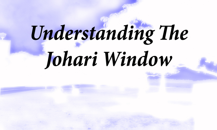 Understanding The Johari Window Model
