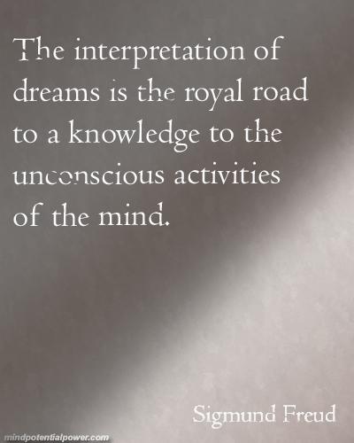 Interpretation of dreams. Sigmund Freud.