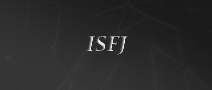 ISFJ Personality Type