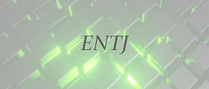 ENTJ Personality Type