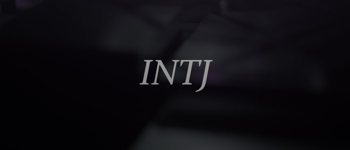 INTJ Personality Type